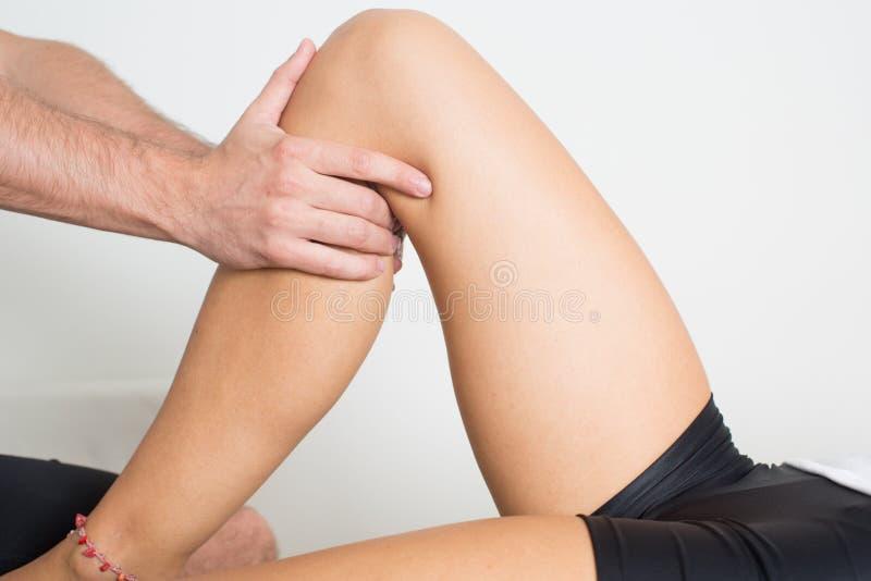 Demande de règlement Osteopathic images libres de droits