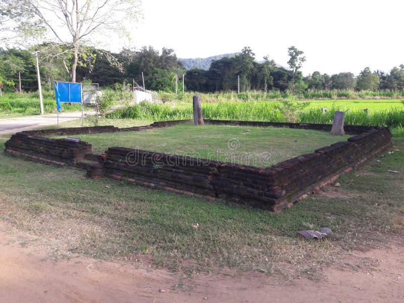 Dematamal Viharaya, Buttla, Sri Lanka royaltyfri foto