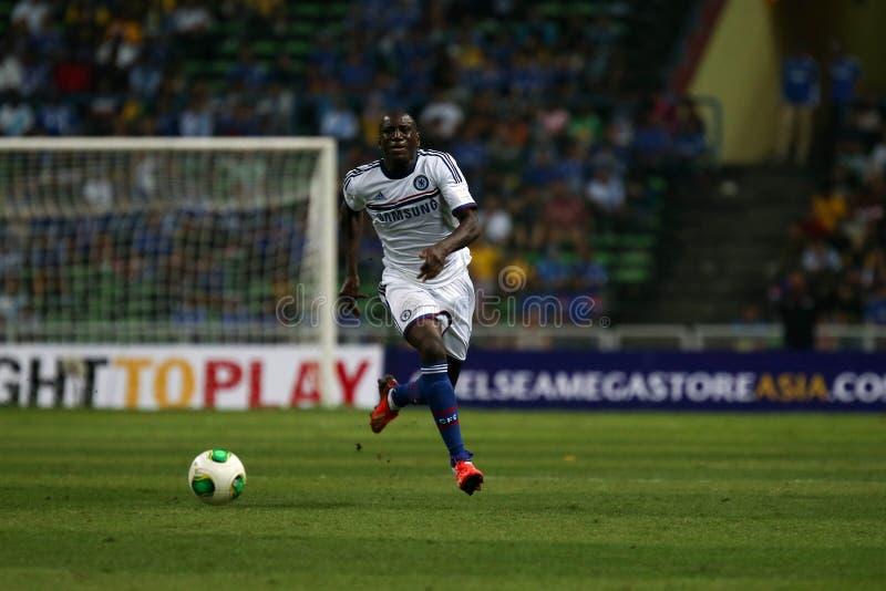 Demba Ba lizenzfreies stockfoto