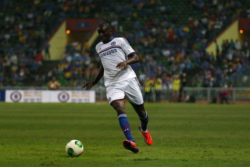 Demba Ba stockfoto