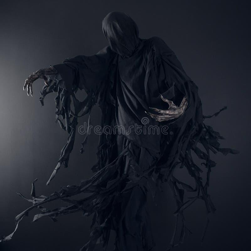 Dementor, demone, malvagità, morte immagini stock