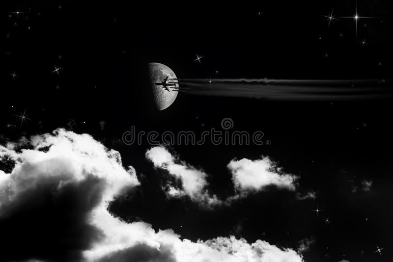 Demi De Lune Images stock