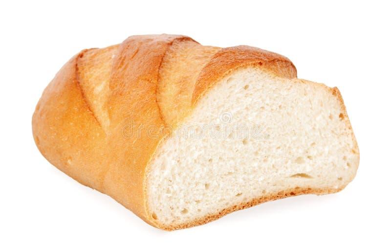 Demi de pain photographie stock libre de droits