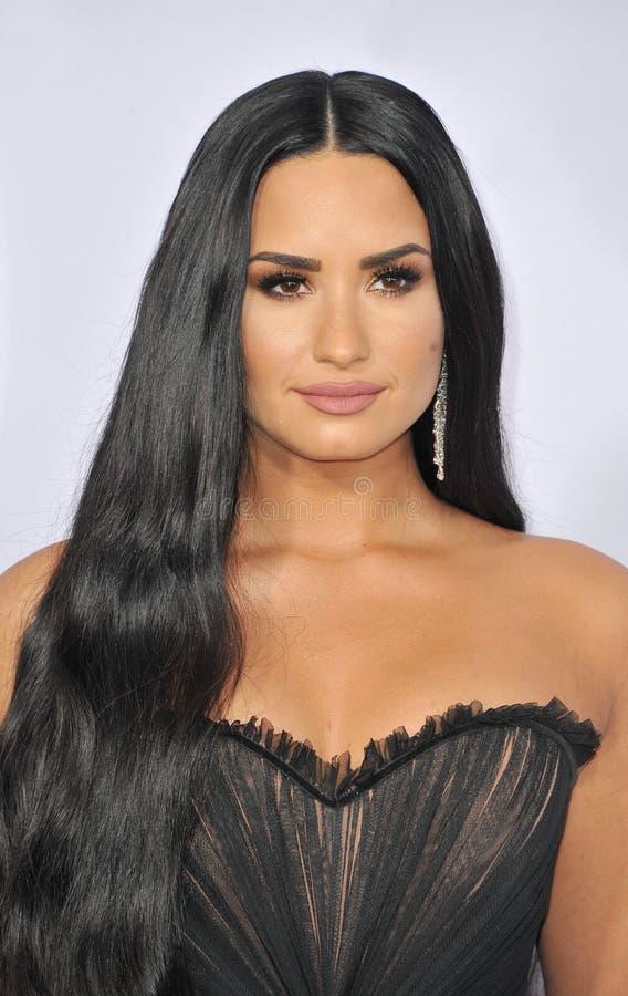 Demi Lovato fotografia stock libera da diritti
