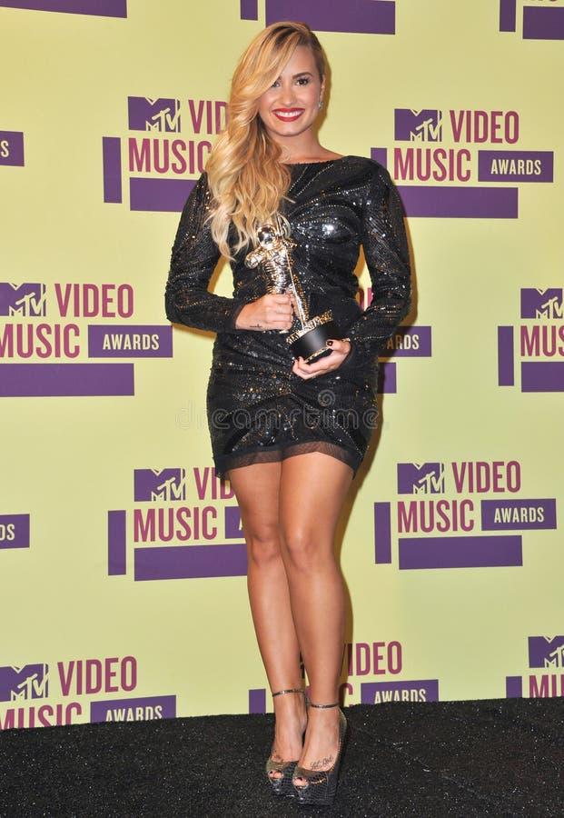 Demi Lovato στοκ φωτογραφία
