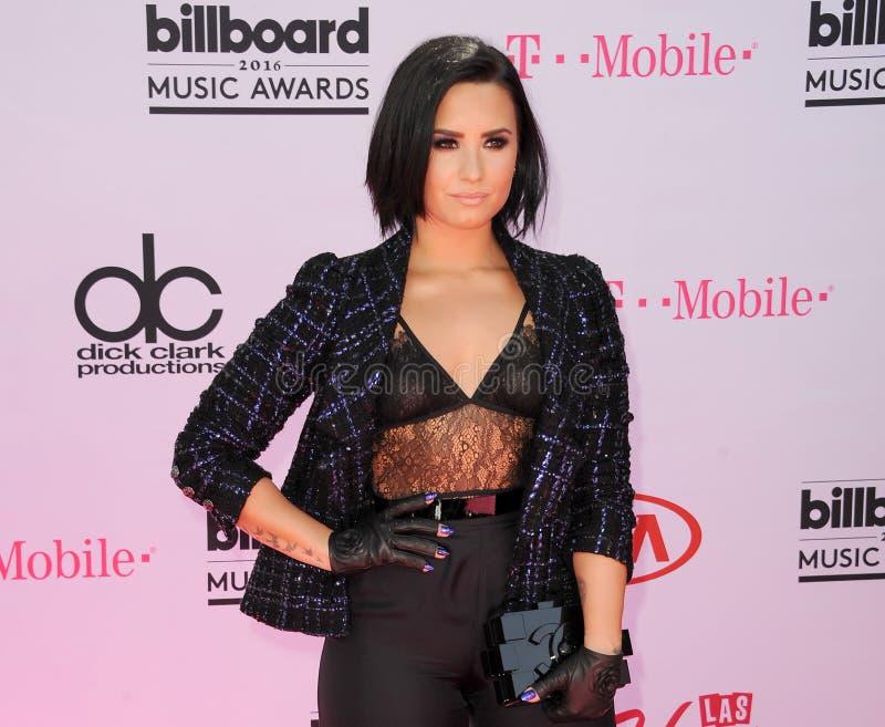 Demi Lovato стоковое фото rf