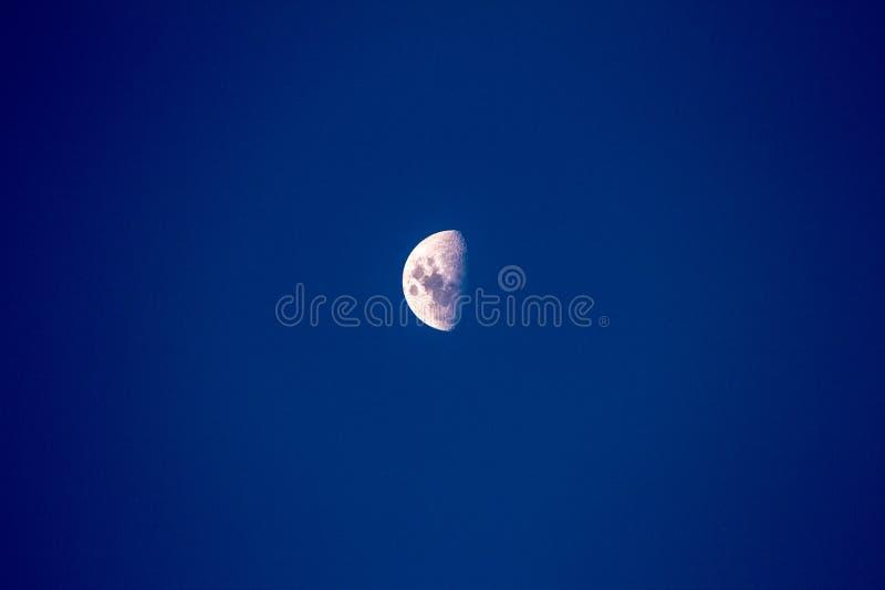 Demi-lune image stock