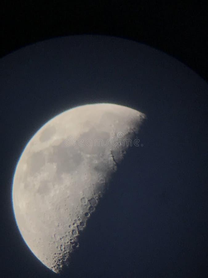 Demi-lune photo libre de droits