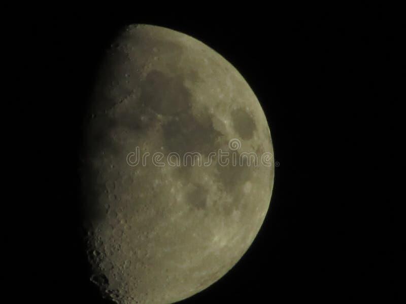 Demi-lune photo stock