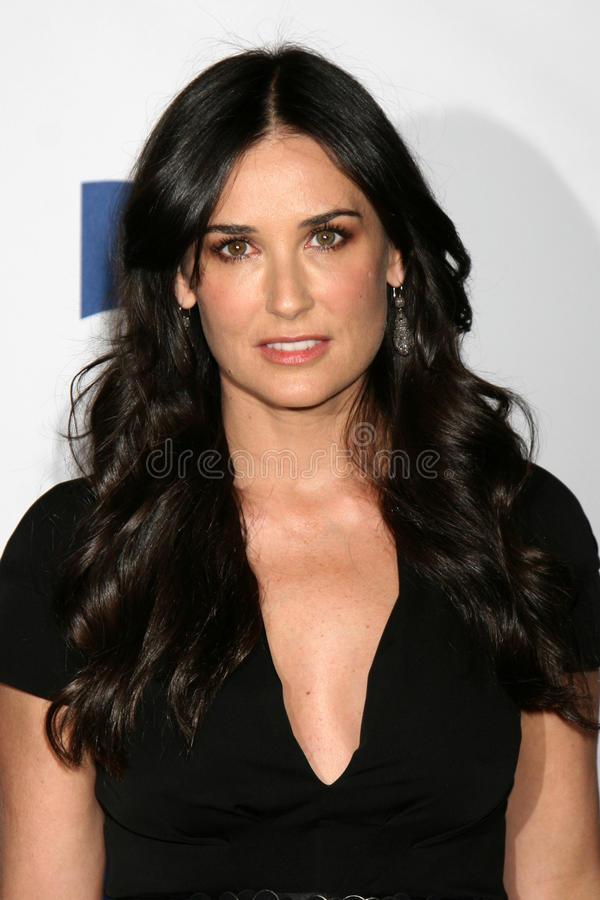 Download Demi Moore editorial stock image. Image of premieres - 20079209