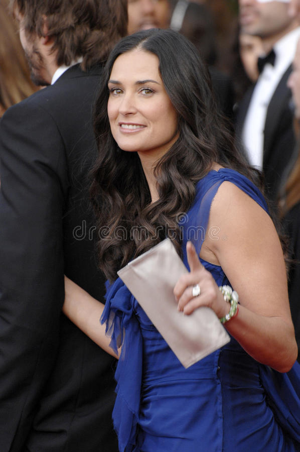 Demi Moore images stock