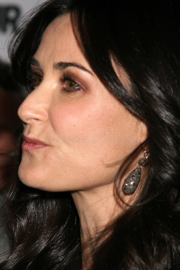 Demi Moore photos stock