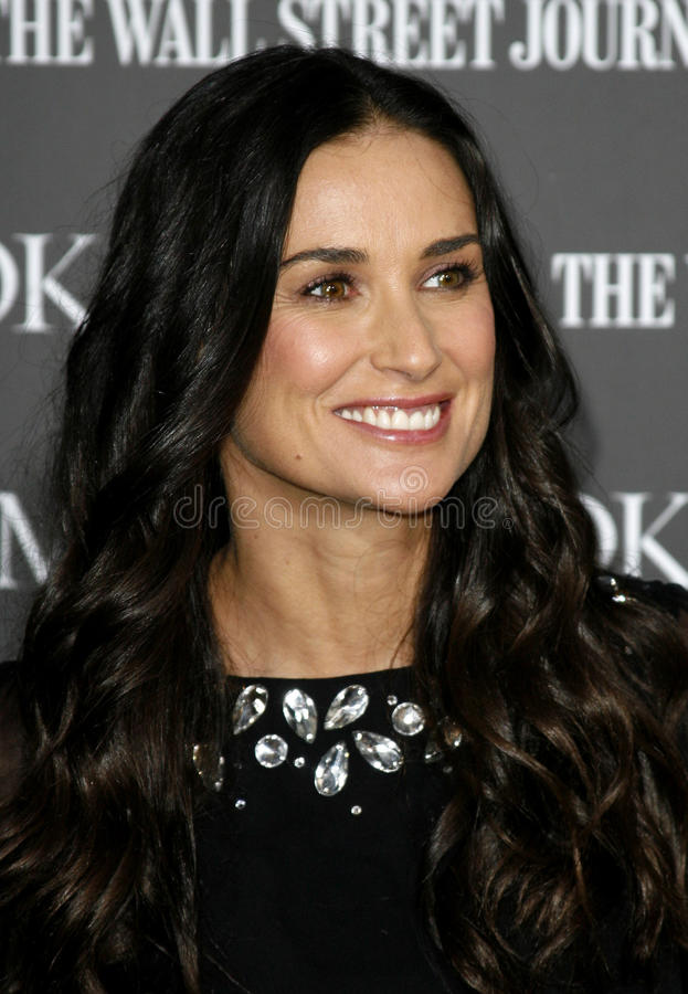Demi Moore fotos de stock