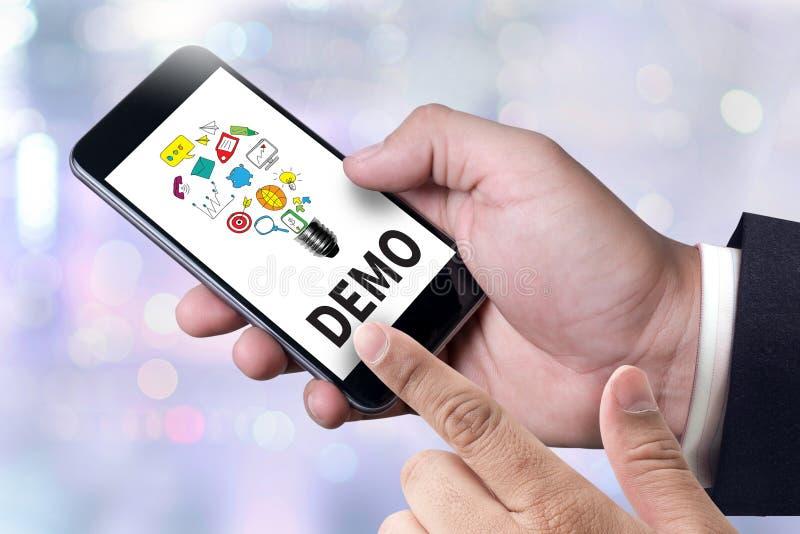 DEMO Demo Preview Ideal images libres de droits