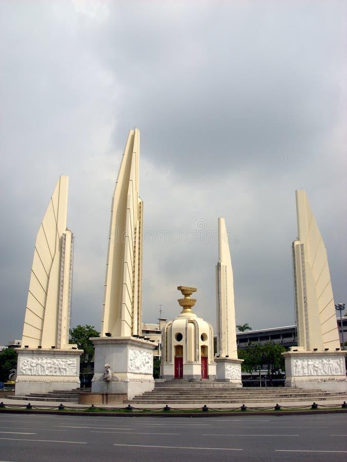 Democracy Monument, In Bangkok, Thailand Royalty Free Stock Photo