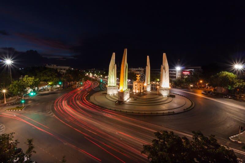 Democracy Monument royalty free stock photography