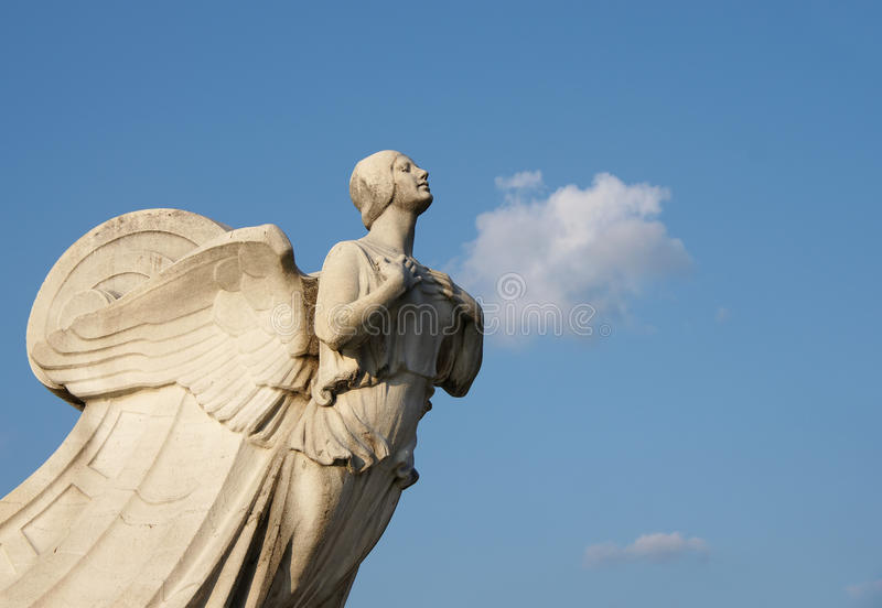 Download Democracy - Statue At The Union Station In Washing Royalty Free Stock Image - Image: 10220696