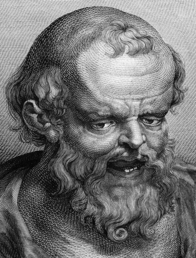 Democritus ilustracji