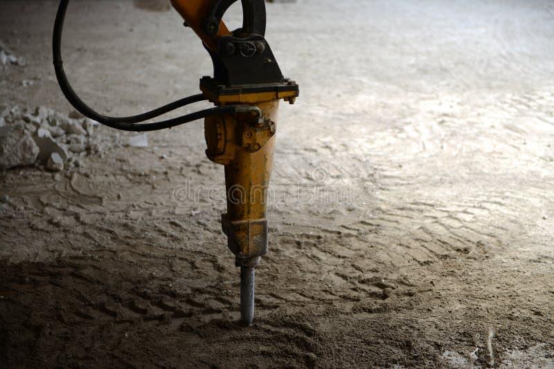 Demolierungs-Werkzeug lizenzfreies stockfoto