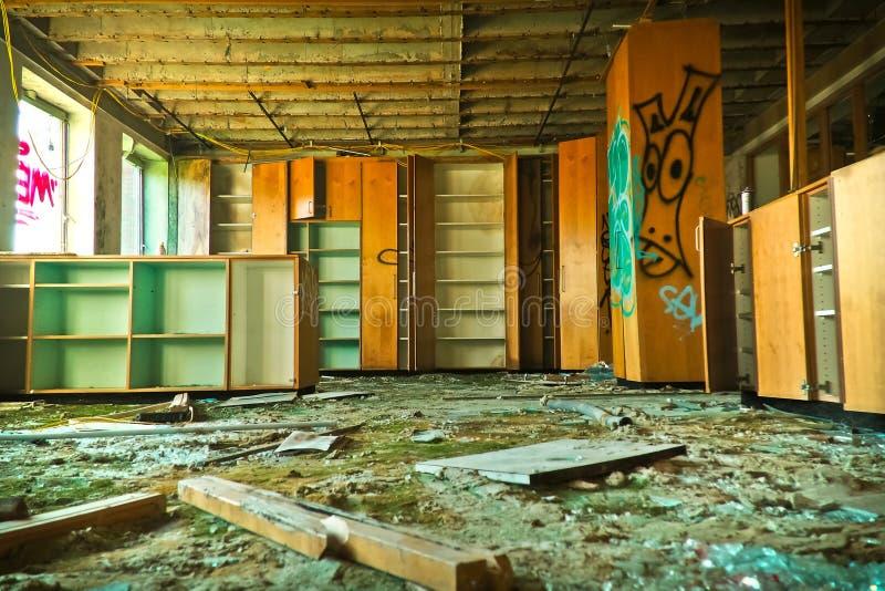 Demolished Building Interior Free Public Domain Cc0 Image