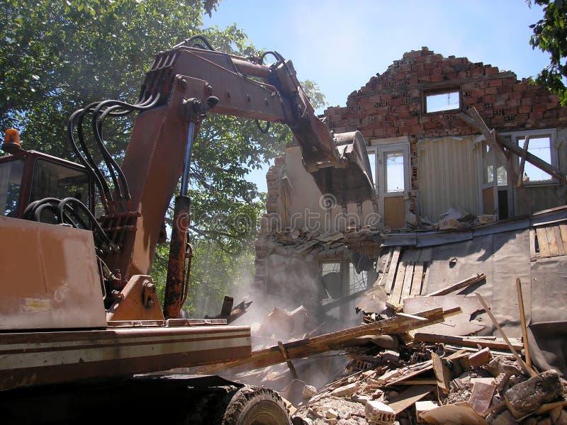Demolition Stock Image