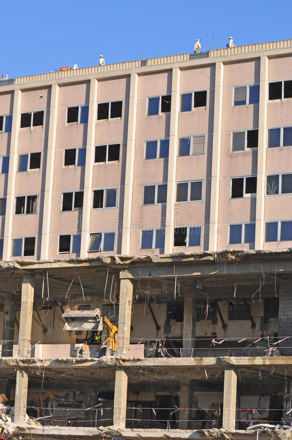 Download Demolition editorial image. Image of workers, demolition - 22066945