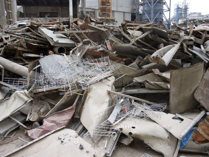 Download Demolition stock photo. Image of demolition, digger, down - 22746476