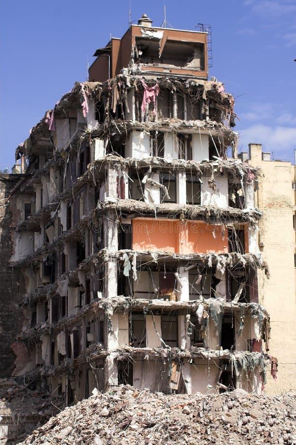 Download Demolition Area Stock Image - Image: 14455731