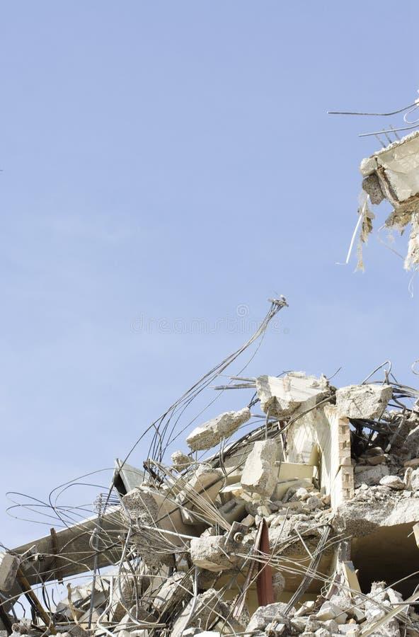 Download Demolition Destruction stock photo. Image of collapse - 4464330
