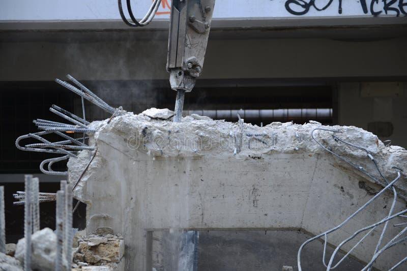 Demolition Tool royalty free stock photos