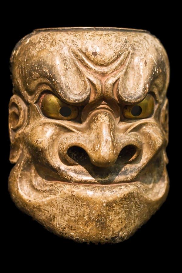 demon maska obrazy royalty free