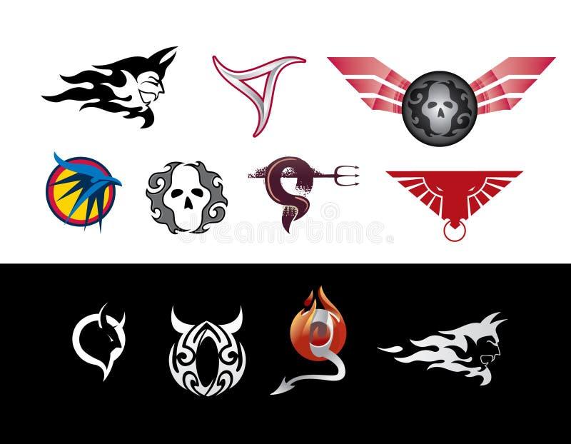 Download Demonic Symbols Royalty Free Stock Photography - Image: 26645647