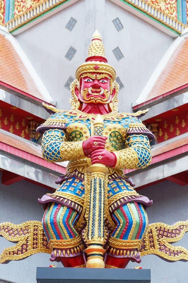 Download Demonio gigante imagen de archivo. Imagen de santuario - 64202843