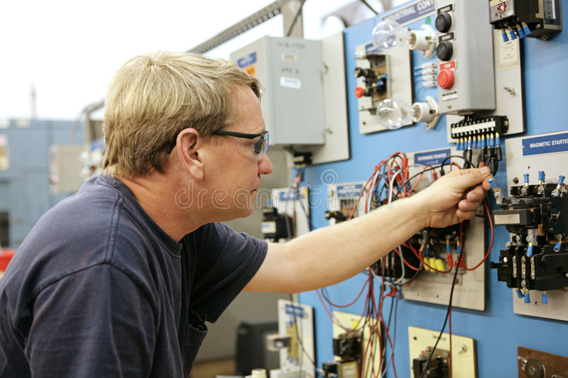 Download Demonstrating Motor Control Stock Photo - Image: 2803340