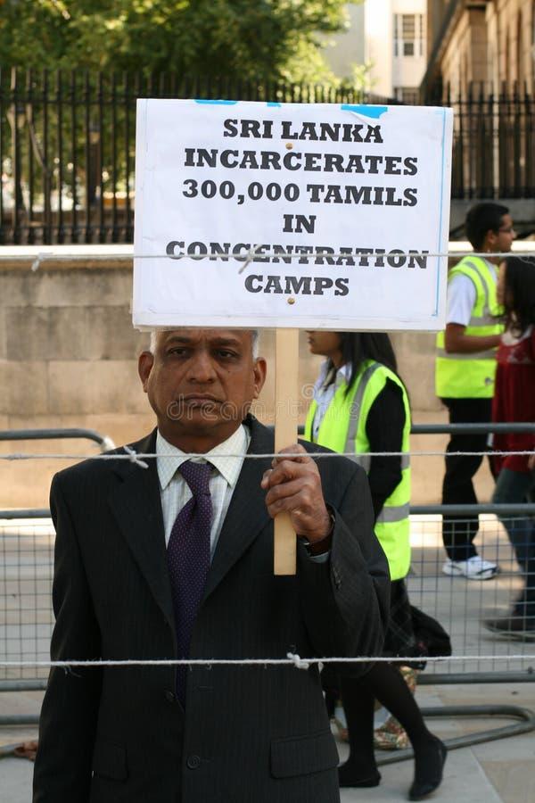 Download Demonstrator / Free Tamils editorial stock image. Image of lanka - 11112139