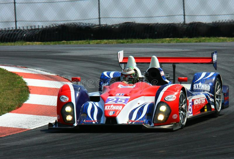 Dempsey Racing Team lizenzfreie stockfotos
