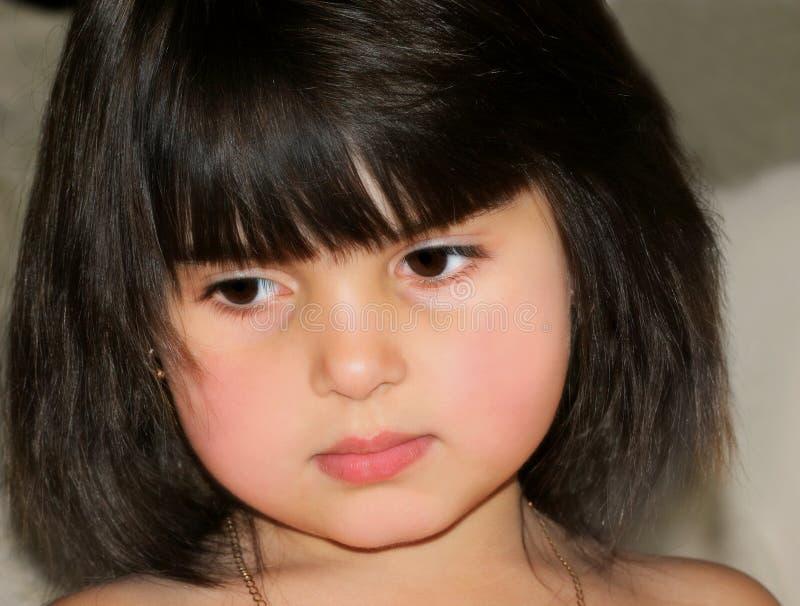 Download Demure Beauty stock image. Image of glowing, caucasian - 457771