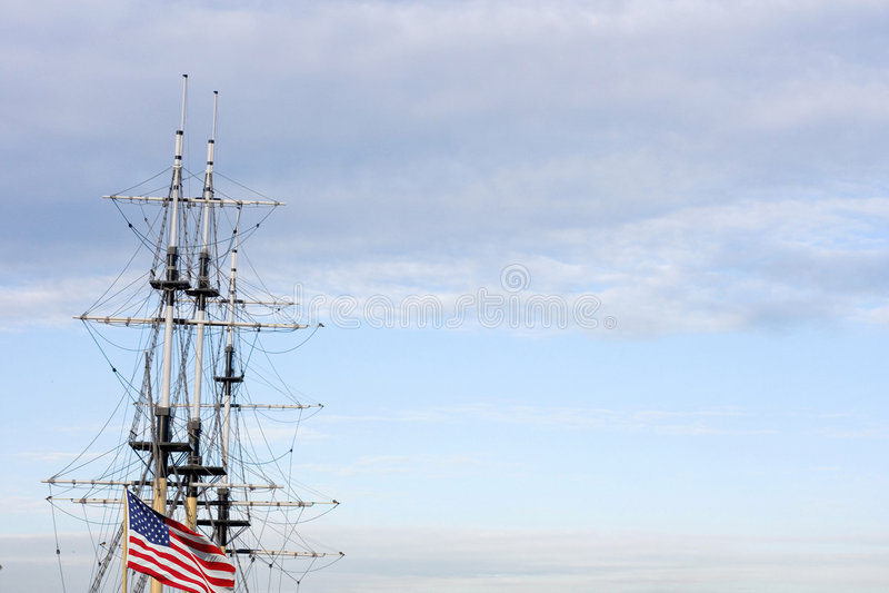 den 4th flaggajuli seglingen sänder oss arkivfoto