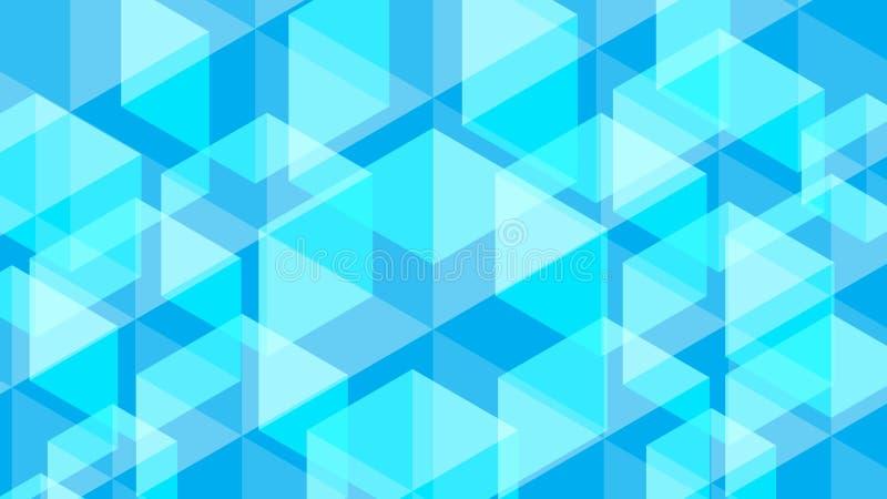 Den abstrakt bakgrunden vektor illustrationer