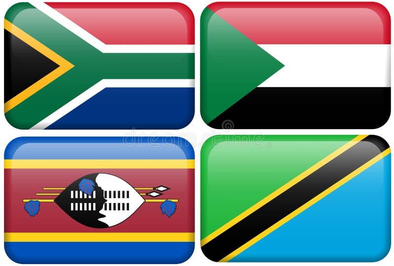 den africa afrikanen buttons swazi tanzania för s sudan