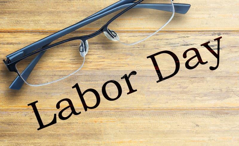 Den arbets- dagen är en federal ferie av Förenta staterna Amerika royaltyfria foton
