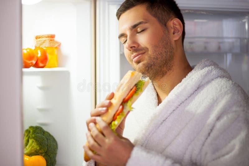 Den bästa smörgåsen någonsin. royaltyfri bild