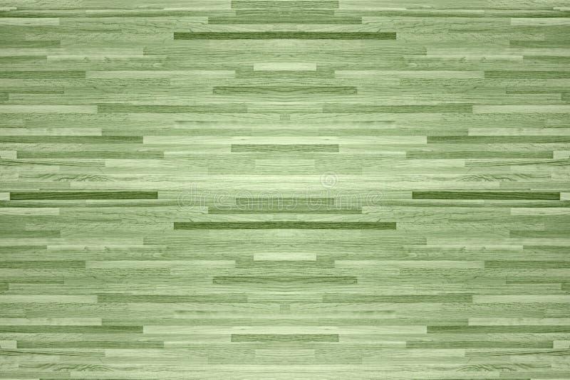 Den b?sta sikten av den lilla tr?plankan ordnade tillsammans som ett golv royaltyfri illustrationer