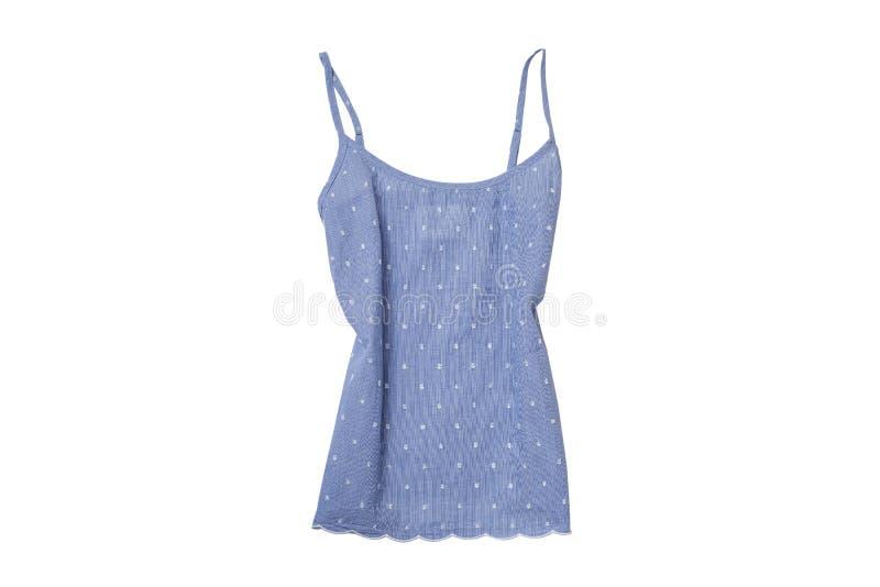 Den blåa västlägenheten lägger för begreppsframsida för skönhet blå ljus kvinna för makeup för mode Isolat på vitbakgrund arkivfoton
