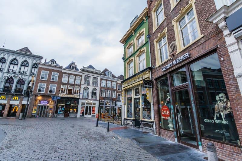Den Bosch beautyful, die Niederlande lizenzfreie stockbilder