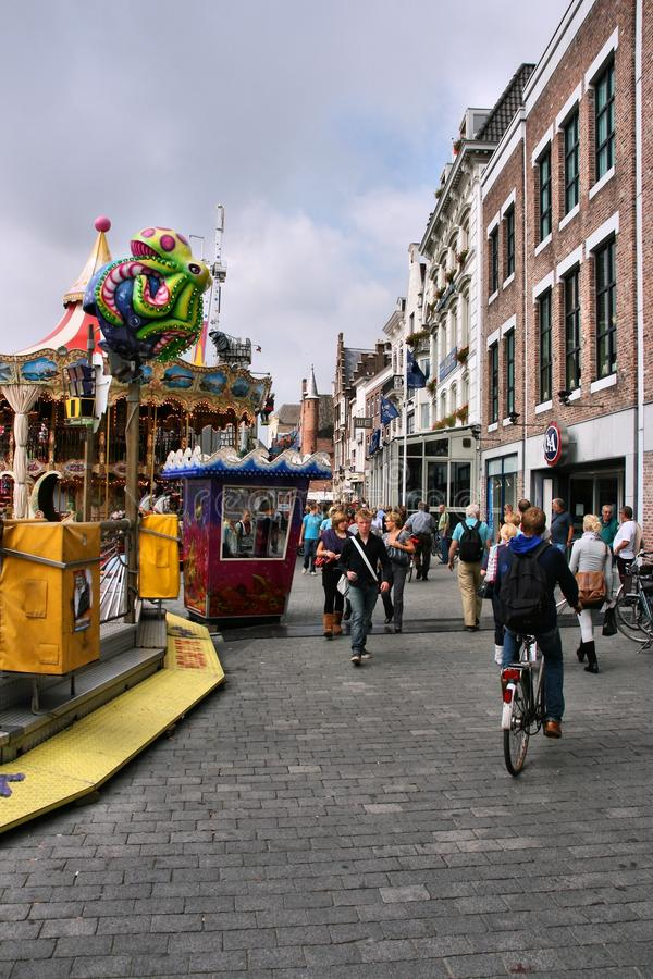 Download Den Bosch editorial image. Image of townhouse, vintage - 34483275