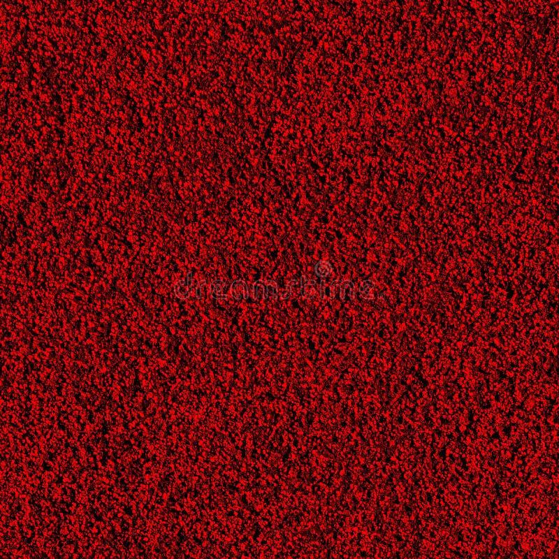 Den brännheta partikeln av jord seamless textur royaltyfria bilder