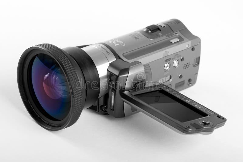 den digitala camcorderen säkrar royaltyfria foton