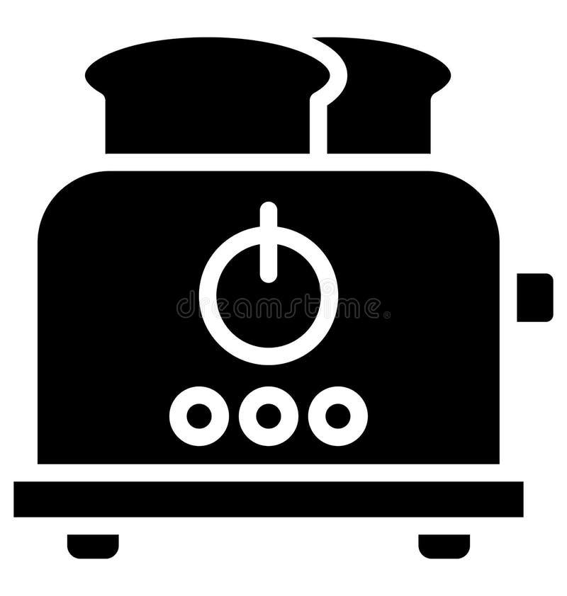 Den elektronik isolerade vektorsymbolen, som kan lätt ändra eller redigera elektronik, isolerade vektorsymbolen som kan lätt ändr royaltyfri illustrationer
