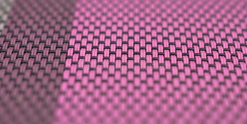 Den färgrika tabell-torkduken med den vanliga modellen fotografering för bildbyråer